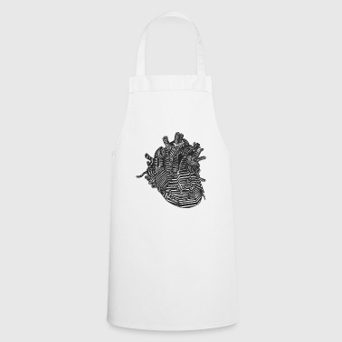 Heart organ | Design heart shirt - Cooking Apron