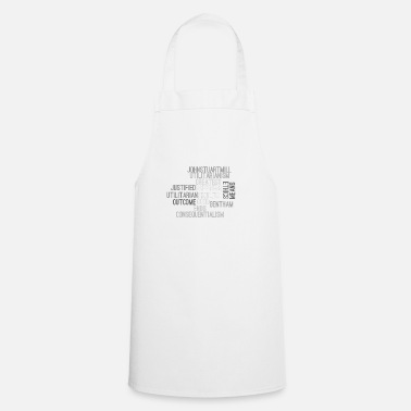 Ethical ETHICS FOR EVERYONE - Cooking Apron