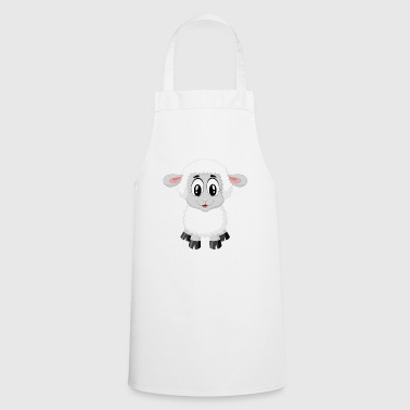 The little lamb - Cooking Apron