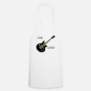Loud LIVE LOUD - Cooking Apron