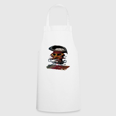 Apocalypse hackers - Cooking Apron