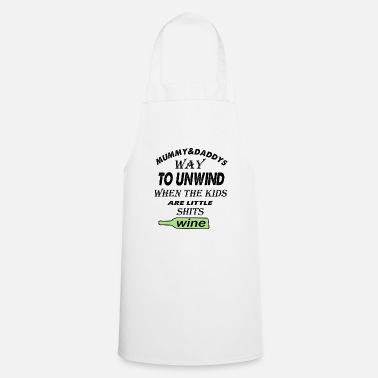 Wine wine 2 - Cooking Apron