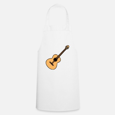 Guitare Acoustique guitare acoustique - Tablier de cuisine