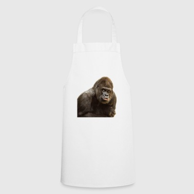 gorilla - Cooking Apron