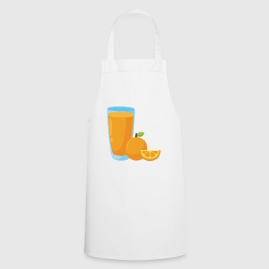 Orange Juice Orange Orange Juice - Cooking Apron