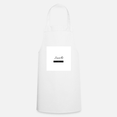Snack Snacks on decks - Cooking Apron