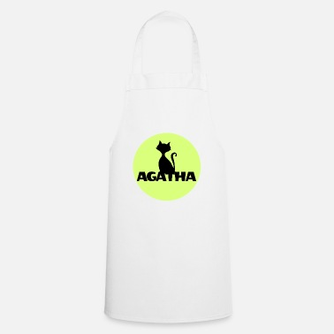 Name Day Agatha Name First name Name Motif name day - Cooking Apron