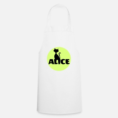 Name Day Alice First name Name Personal gift Name day - Cooking Apron