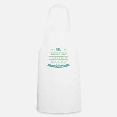 Performance Actress Audition casting performance - Cooking Apron
