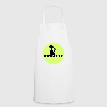 Brigitte First name name day gift - Cooking Apron