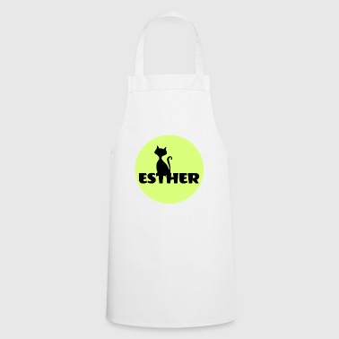 Esther name first name - Cooking Apron