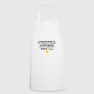 How british people say lift instead of elevator - Cooking Apron