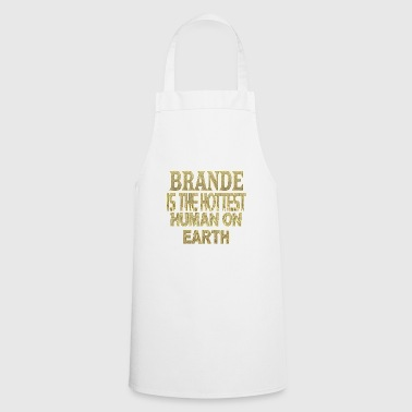 Brand Brande - Cooking Apron