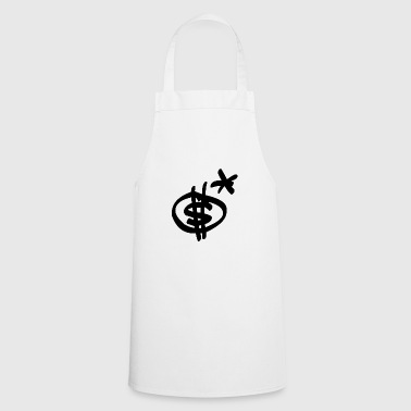 Dollar dollar - Cooking Apron