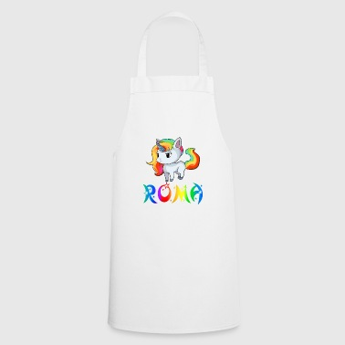 Roma Roma unicorn - Cooking Apron
