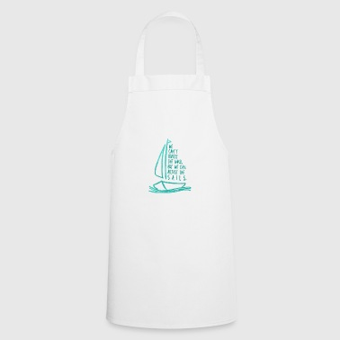 sailing, sailing - Cooking Apron