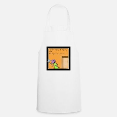 Snack Snack Attack - Cooking Apron