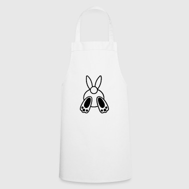 Bunny - bunny - Cooking Apron