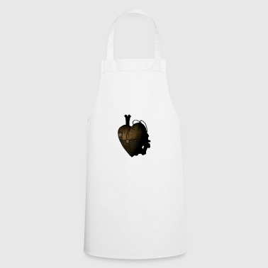 steampunk heart - Cooking Apron