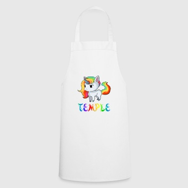 Temple Unicorn - Tablier de cuisine