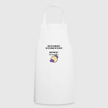 Restaurant on the moon - Cooking Apron