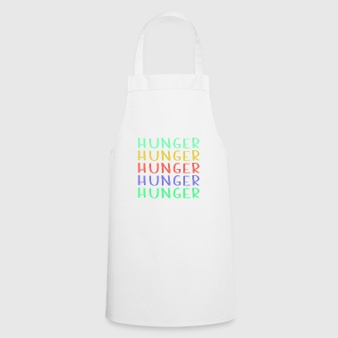 Hunger Shop Colorful Hunger Design - Tablier de cuisine