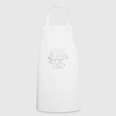 Schland Made in Germany used look - Cooking Apron