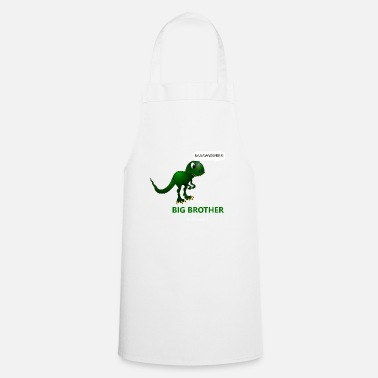 Brother Big Brother - Dino - Cooking Apron