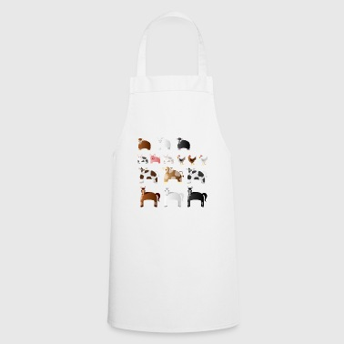 Farm animals - Cooking Apron