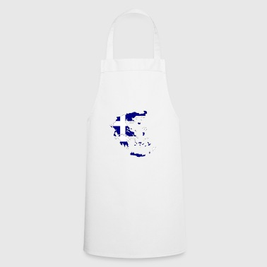 Greece Greece - Greece - Cooking Apron