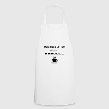 Download coffee - Cooking Apron
