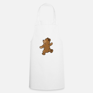 Dancing Dancing Bear - Tablier de cuisine