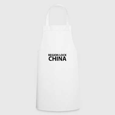 Region Region lock china - Cooking Apron