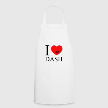 dash black - Cooking Apron