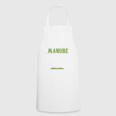 Horse manure - Cooking Apron