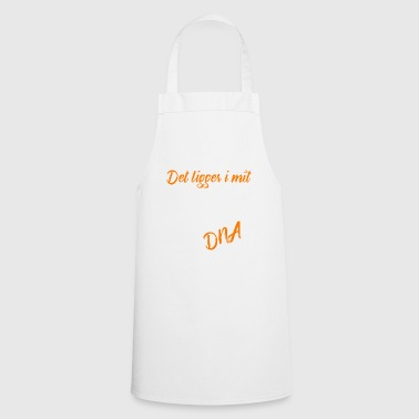 Bas DNA music - Cooking Apron