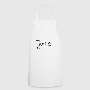 Juice juice - Cooking Apron