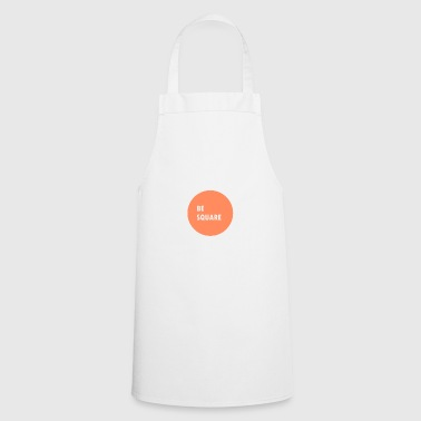 Square Be square - Cooking Apron