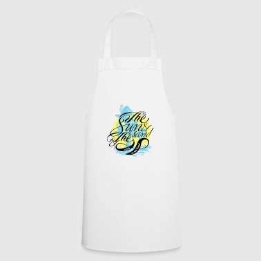 The sun and the sand - Cooking Apron