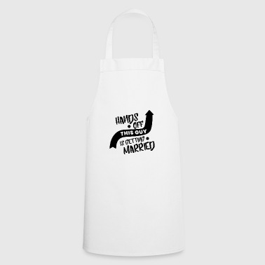 Wedding - Future Groom - Gift - Cooking Apron