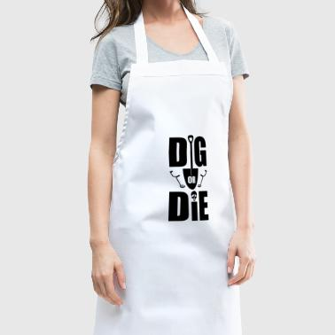 Gold search. Grave or die - Cooking Apron