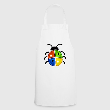 Windows ladybug - Cooking Apron