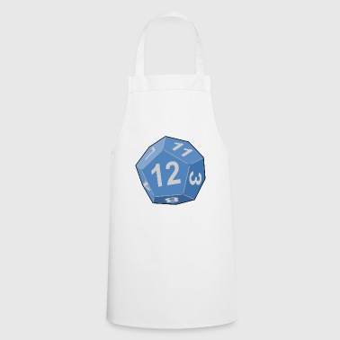 dice - Cooking Apron