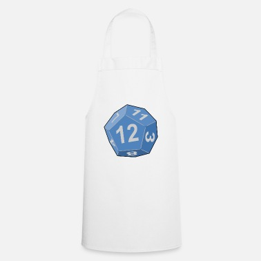 Dice dice - Cooking Apron