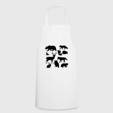 Zoo Animal Animals zoo - Cooking Apron