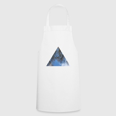 sky view - Cooking Apron