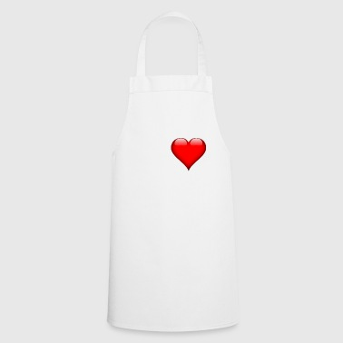 I love metal metalhead gift idea music - Cooking Apron