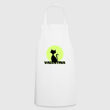 Valentina Name First name - Cooking Apron