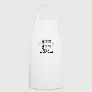 A band thing - Cooking Apron