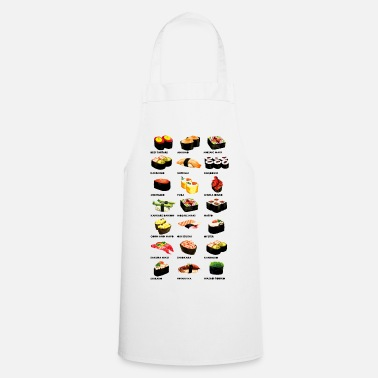 Dinner Sushi Dinner - Cooking Apron